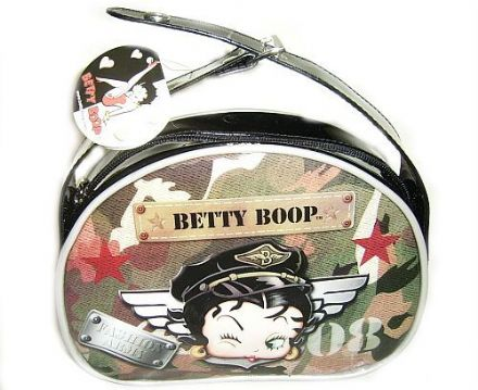 Betty Boop Beauty Case Fashion Army